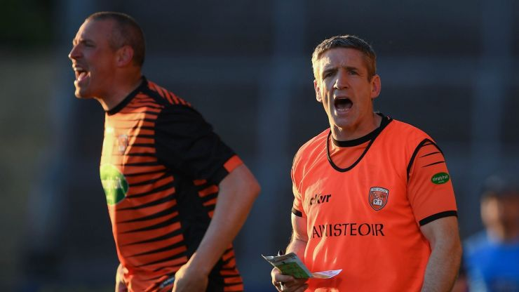 """Kieran Donaghy reveals what it's like to work with """"very direct"""" Kieran McGeeney at Armagh"""
