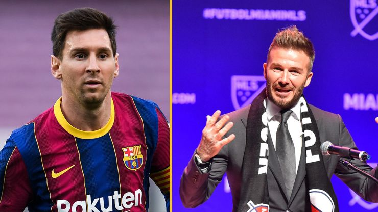 Lionel Messi 'agrees new Barca deal' which finally sorts out his next club