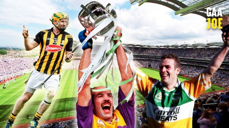 Name every All-Ireland hurling winner of the last 31 years