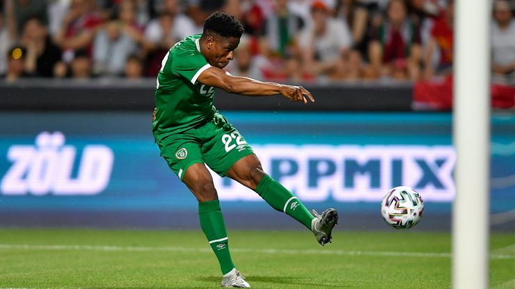 """""""A proud moment for myself, my family and my friends"""" - Chiedozie Ogbene makes history for Ireland"""