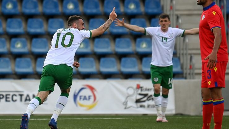 Troy Parrott saves Ireland's blushes, but still work to do for Stephen Kenny's side