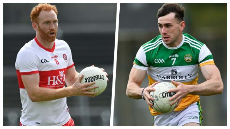 Offaly and Derry decide to restore some pride into the National League