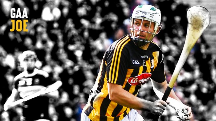 After watching a game of hurling, Padraig Walsh finds it hard to sit down and watch anything else
