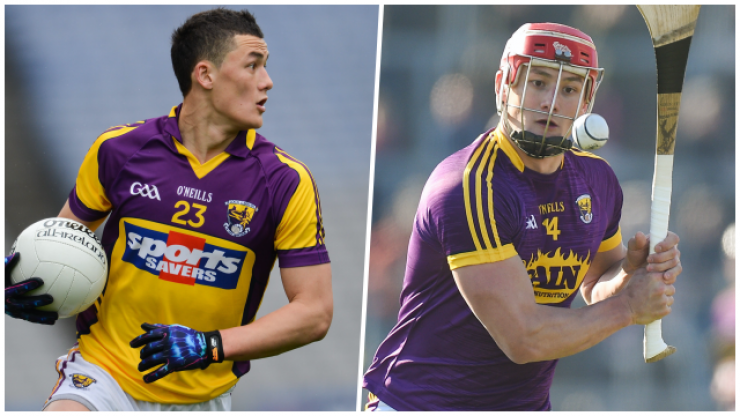 """""""I'd like to think that I took something from each one"""" - How playing other sports helped Lee Chin as a hurler"""