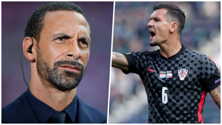 """I can't believe they allowed him anywhere near it"" - Rio Ferdinand slams Lovren's free-kick decision"