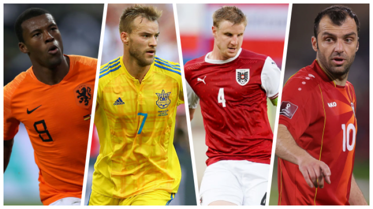 EURO 2020 QUIZ: GROUP C