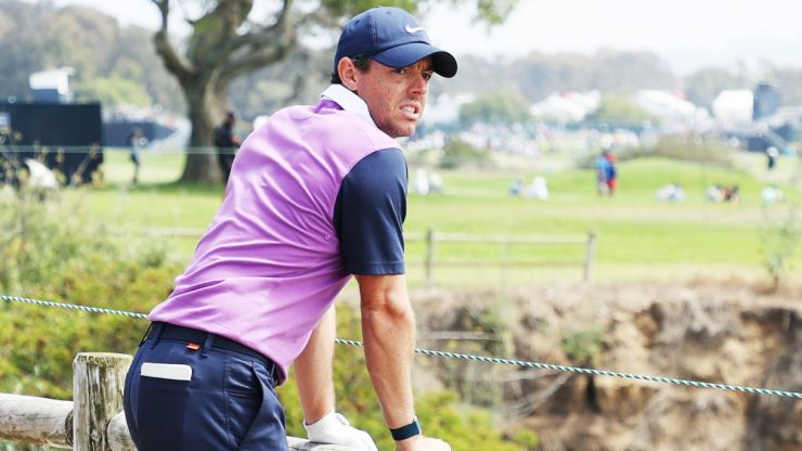 Rory McIlroy recovers from a hard place to keep US Open dream alive