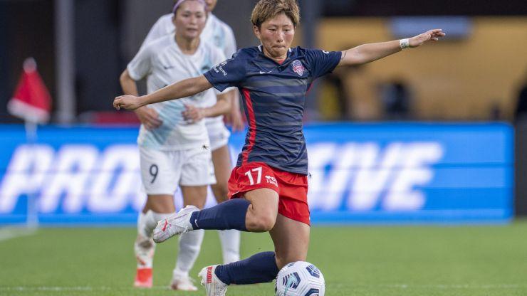 Top Japanese footballer Kumi Yokoyama comes out as trans