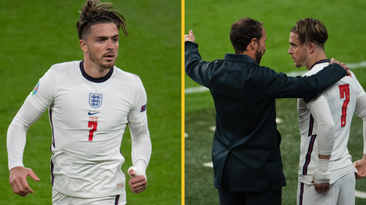 Jack Grealish in line to start for England vs Czech Republic