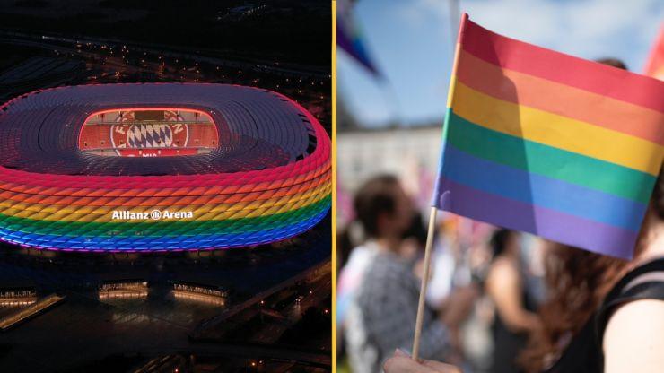 Uefa respond after criticism over Munich stadium rainbow decision