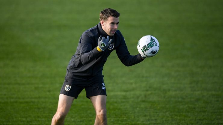 """""""People don't realise how hard a decision it actually is"""" - Seamus Coleman on choosing soccer over GAA"""