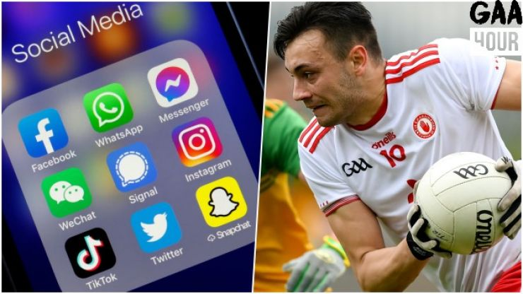 """""""You need a lot of maturity to block that out"""" - How social media can affect GAA players"""