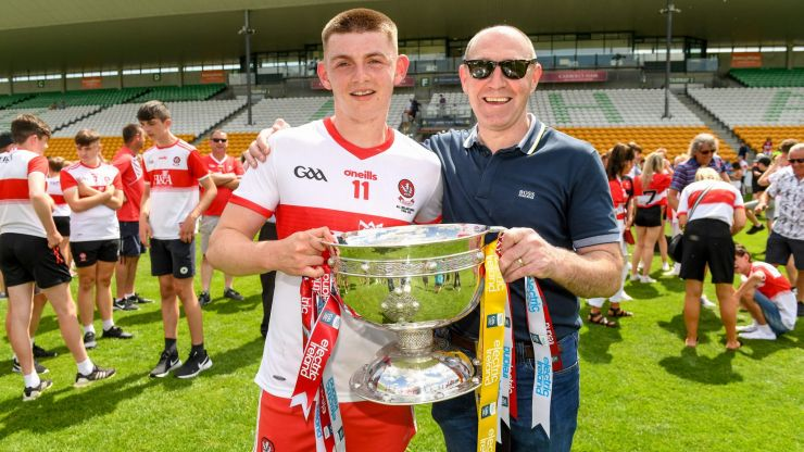 Football sublime, good times and tan lines - Derry's captain reveals what makes an All-Ireland winning minor team