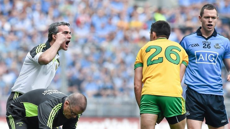"""""""Gaelic football is now just a shooting contest"""" - Jim McGuinness has an issue with high scoring GAA games"""