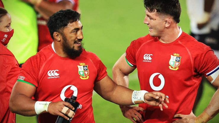 Bundee Aki backed to face Springboks as three Lions changes predicted