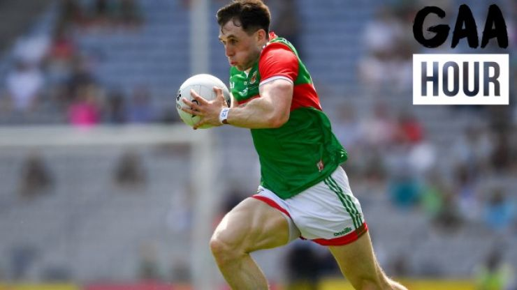 """""""All of those boys are conditioned to be top class inter-county players"""" - Mayo's fitness levels are crazy"""
