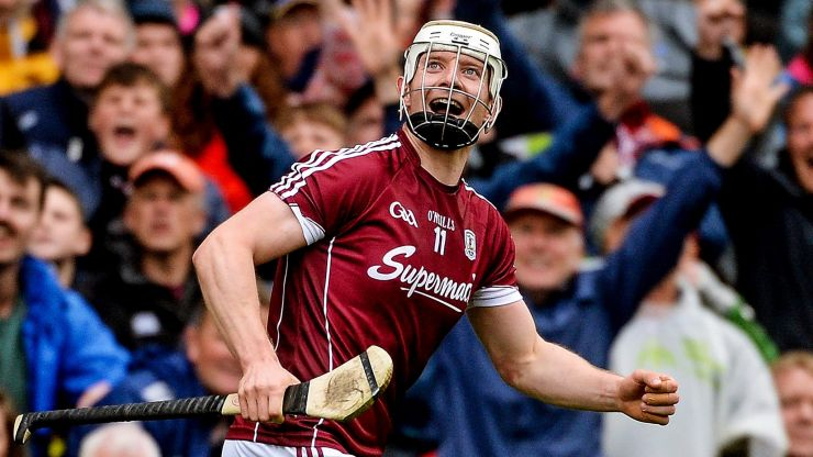 Joe Canning leaves inter-county career with head held high and praise over-flowing