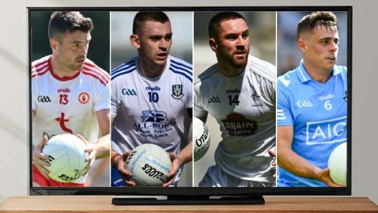 The GAA TV schedule this weekend is simply unmissable