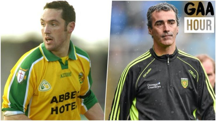 """Donegal's Brendan Devenney responds to Jim McGuinness' claims about the game being """"soft"""""""
