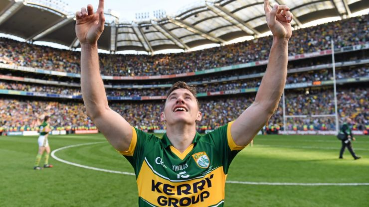 James O'Donoghue's Kerry career could be over as the forward steps away from the panel