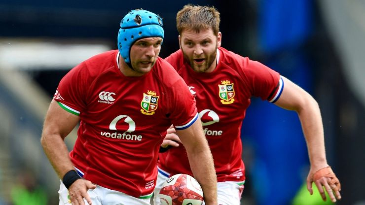 Irish stars miss out as Lions team named for First Test against South Africa
