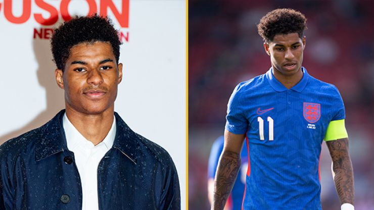 """Marcus Rashford hits back at claims he """"benefits commercially"""" from charity work"""