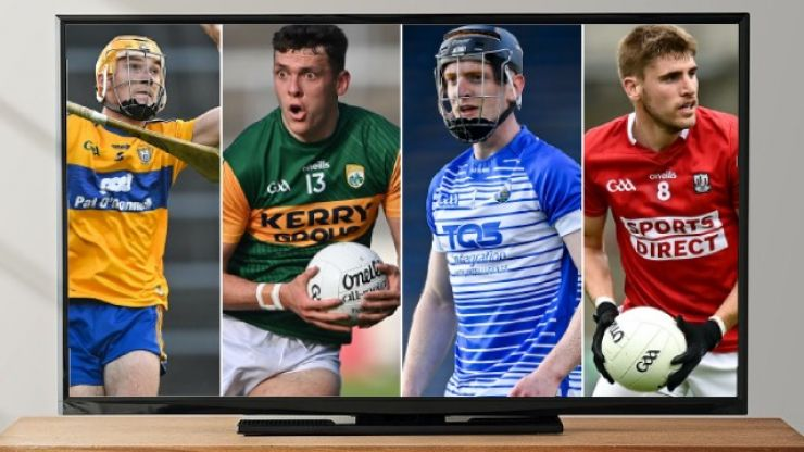 Finals, grudge-matches, revenge - This weekend's GAA TV schedule has it all