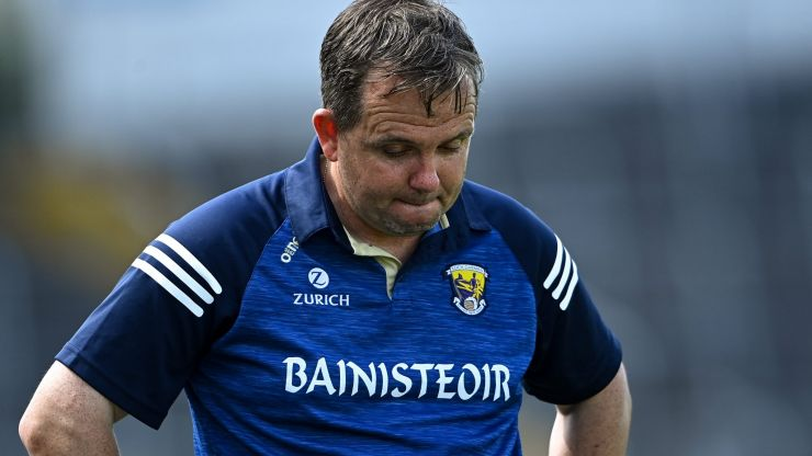 Davy Fitzgerald steps down as Wexford boss after five years in charge