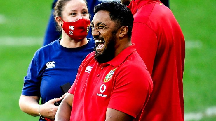 """""""I got told to shut up once"""" - Bundee Aki gets chance to do his talking on the field"""