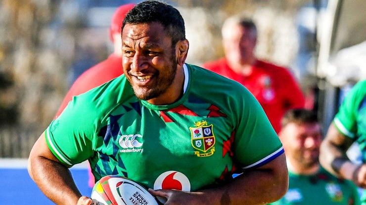 Mako Vunipola on the undisputed FIFA king of the Lions squad