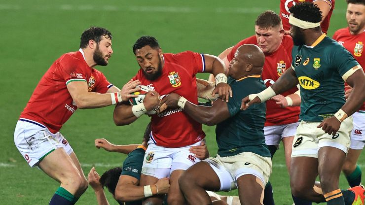 Full player ratings as Lions suffer heart-breaking defeat to Springboks