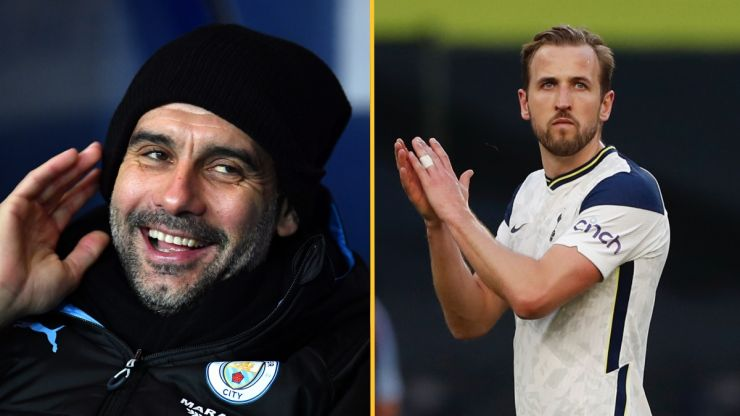 Manchester City to offer dizzying 'player-plus-cash transfer for Harry Kane'