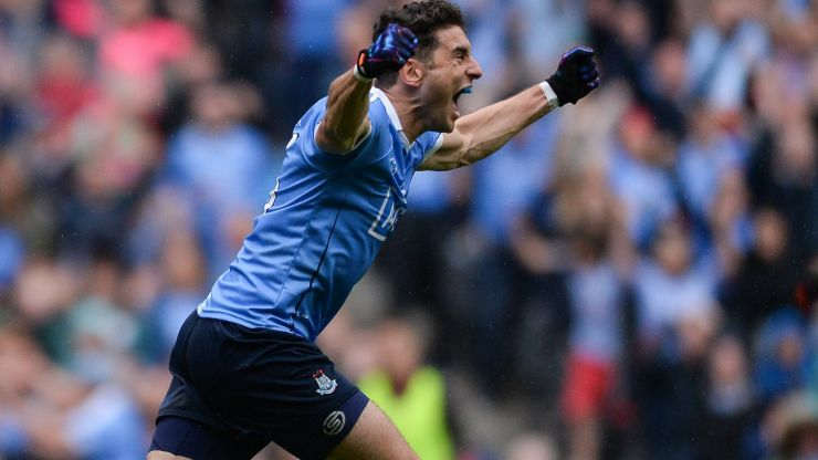 The five acceptable goal celebrations in GAA