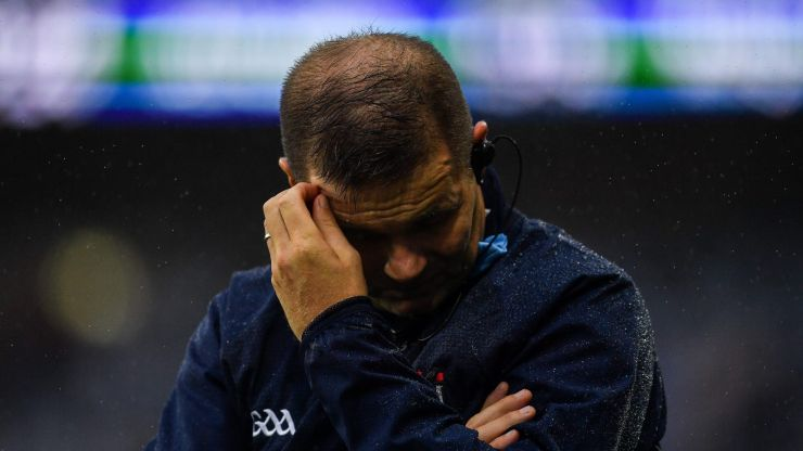 'We were rattled in the second half' - Dessie Farrell explains where his Dublin side went wrong