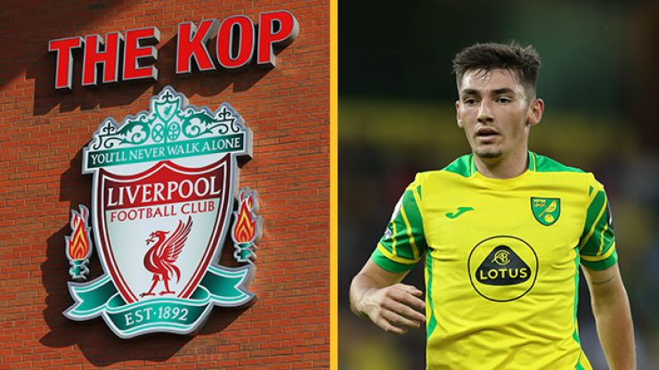 Liverpool condemn supporters' offensive chant directed at Billy Gilmour