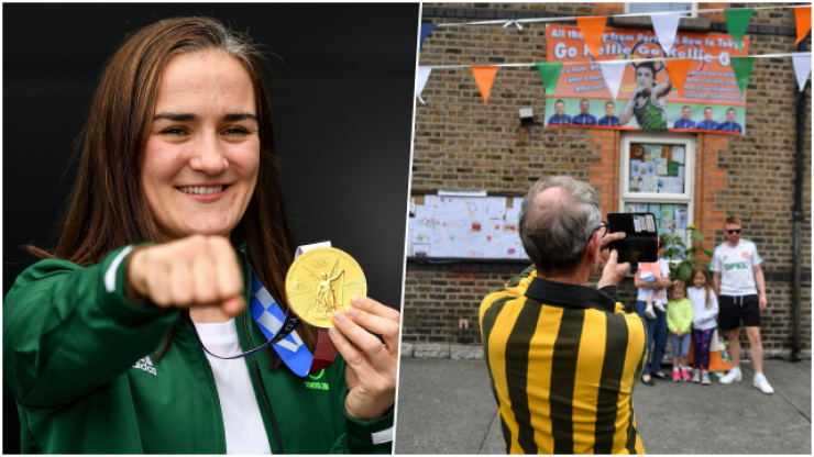 """""""It's crazy, but it's wonderful"""" - Kellie Harrington reacts to her home becoming a new GAA tourist attraction"""