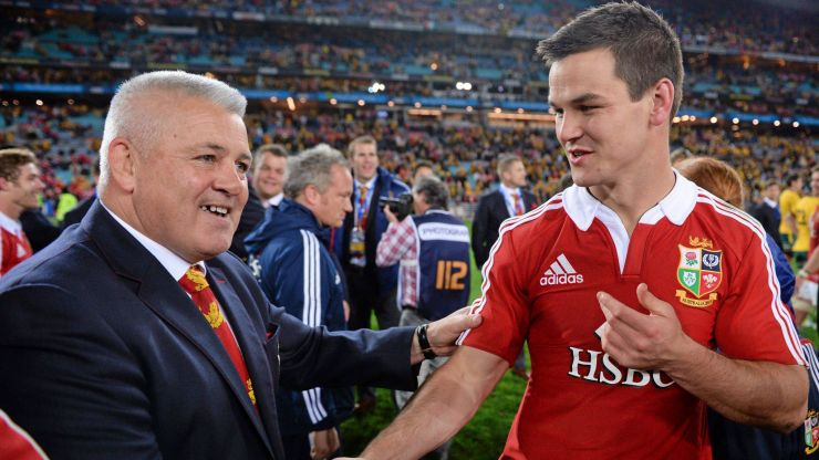 Lions legends agree Sexton or in-form Farrell would've pushed back on Test tactics