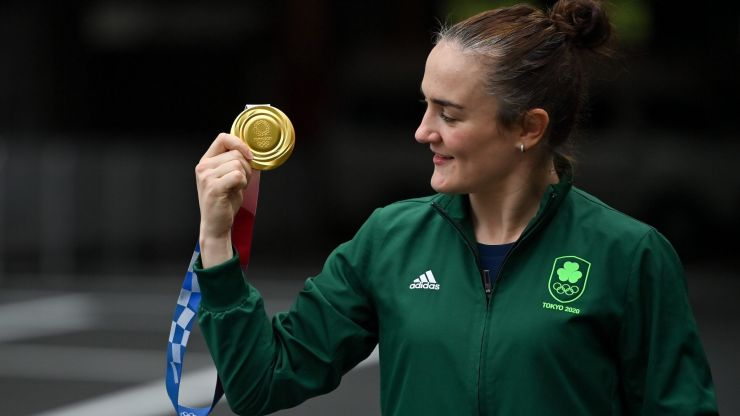 """""""I haven't actually slept since the fight"""" - Kellie Harrington is still coming to terms with her historic achievement"""