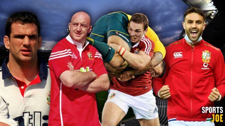 Greatest Lions XV of professional era includes eight Irish players