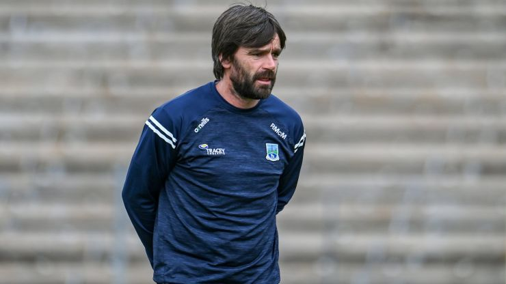 Ryan McMenamin resigns as Fermanagh manager after two years in charge