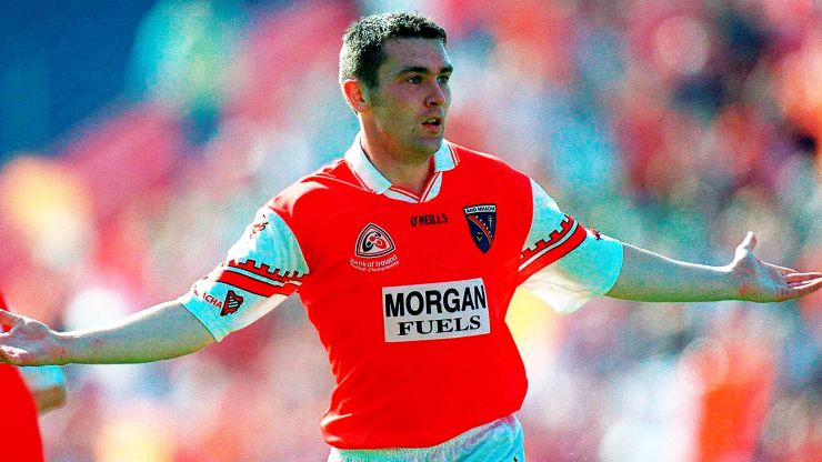 """""""Egos were not accepted"""" - Oisín McConville on reaction to him wearing white boots to training"""