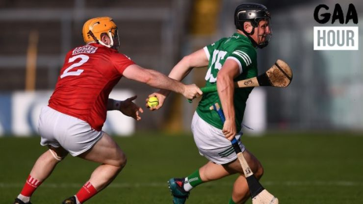 """""""You're making me sound like I'm a terrible gobshite"""" - Damien Hayes breaks down defending in hurling for Colm Parkinson"""