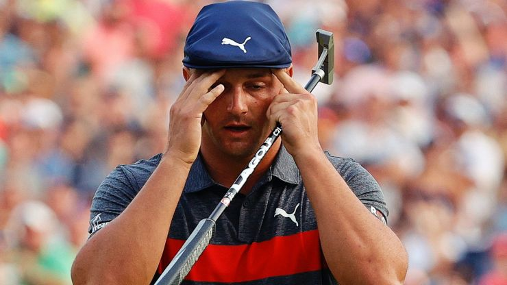 Cantlay gives his take on being scolded by Bryson DeChambeau at BMW epic