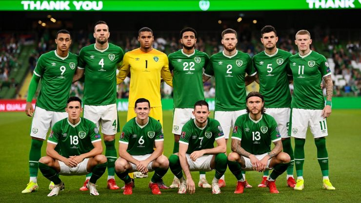 Our full player ratings as Ireland's next generation star in Serbia draw