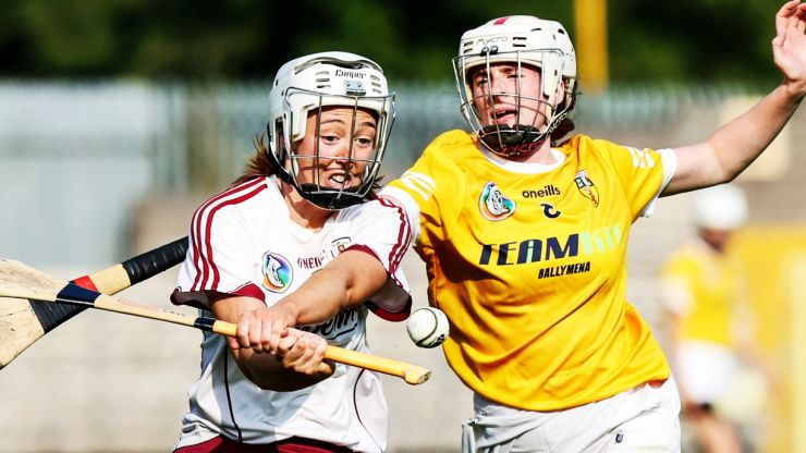"""""""In our parish, there's not a lot else to do. It's kind of play hurling and camogie, and go to mass"""""""