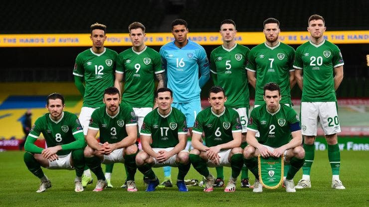 Ireland get a boost before qualifier as players return to Stephen Kenny's squad