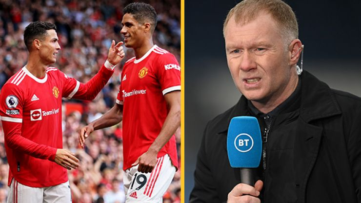 Paul Scholes says crucial difference can win Champions League for Man United