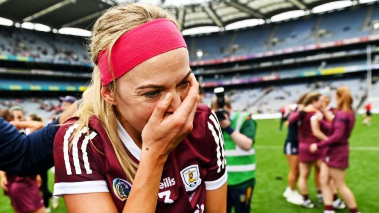 """""""It's an elite level now. We always get fed. We get treated the same way as any county hurling team"""""""