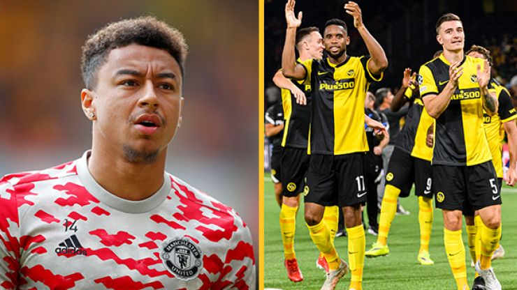 Jesse Lingard owns costly Young Boys error in heartfelt post