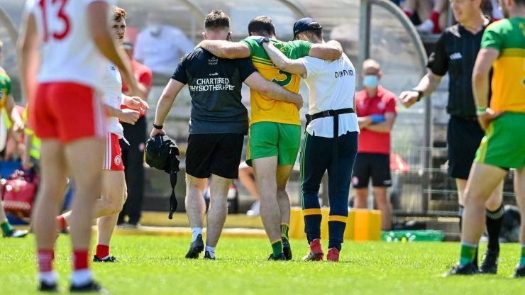 Neil McGee hasn't worked in eight weeks after back injury but still won't rule out championship return